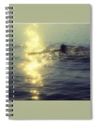 Betterton Silhouette Spiral Notebook