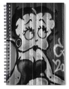 Betty Boop ... Spiral Notebook