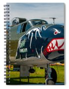 Betty's Dream Landed Spiral Notebook