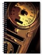 Between 110 And 120 Spiral Notebook