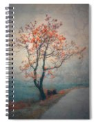 Between Seasons Spiral Notebook