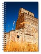 Between The Blades Of Grass Spiral Notebook
