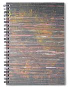 Between The Lines Spiral Notebook