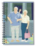 Bev And Jack Spiral Notebook