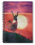 Bewitching Spiral Notebook
