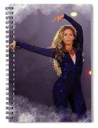 Beyonce #2 Spiral Notebook