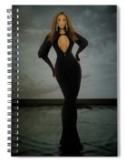 Beyonce - Beautiful Liar  Spiral Notebook