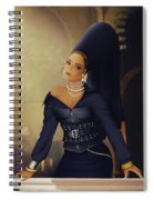 Beyonce - Family Feud 1 Spiral Notebook