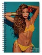 Beyonce 2 Spiral Notebook