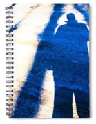 Beyond A Shadow 1 Spiral Notebook