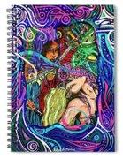 Beyond Fantasy Spiral Notebook