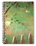 Beyond Fenceposts Spiral Notebook