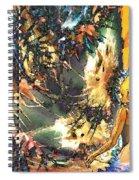 Beyond Sorrow Spiral Notebook