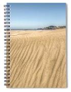 Beyond The Dunes Spiral Notebook