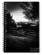 Beyond The Fence Spiral Notebook