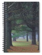 Beyond The Pines Spiral Notebook