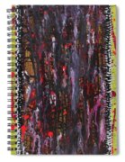 Beyond The Reflection Spiral Notebook