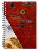 Beyond The Sky Spiral Notebook