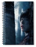 Beyond Two Souls Spiral Notebook