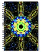 Beyond Universe Spiral Notebook