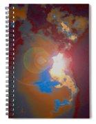 Beyond Vision Spiral Notebook
