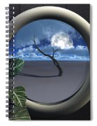 Beyond Walls Spiral Notebook