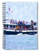 Bhi Ferry Spiral Notebook