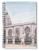 Bhimashankar Jyotirling Spiral Notebook