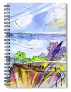 Biarritz 09 Spiral Notebook