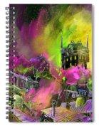 Biarritz 14 Bis Spiral Notebook