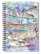 Biarritz 19 Spiral Notebook