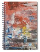 Bias Of Mind Spiral Notebook