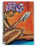 Bible Reading Spiral Notebook