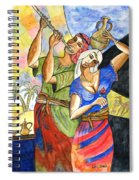 Biblical Story Spiral Notebook