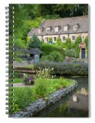 Bibury Hotel Spiral Notebook