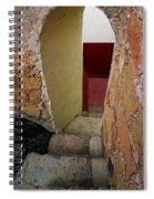 Bienvenido Spiral Notebook