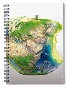 Big Apple Spiral Notebook