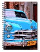 Big Bad Dodge Spiral Notebook