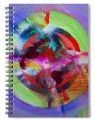 Big Bang Spiral Notebook