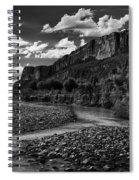 Big Bend National Park Spiral Notebook