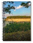 Big Bend Sunrise Letchworth Spiral Notebook
