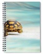 Big Big World Spiral Notebook