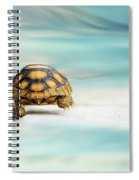 Big Big World Spiral Notebook