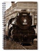 Big Boy... Spiral Notebook