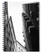 Big City Life Spiral Notebook