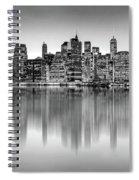 Big City Reflections Spiral Notebook