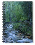 Big Creek Bridge Spiral Notebook