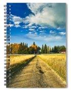 Big Creek Ranch Spiral Notebook