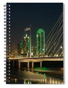 Big D Reflections Spiral Notebook
