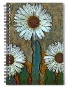 Big Flowers Spiral Notebook